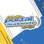 Logo da emissora Rádio Portal Sudoeste 104.3 FM