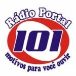 Logo da emissora Rádio Portal 101.3 FM
