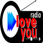 Logo da emissora Rádio Love You FM