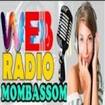 Logo da emissora Web Rádio Mombassom