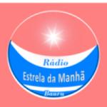 Logo da emissora Rádio Estrela da Manhã Bauru