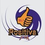 Logo da emissora Rádio Positiva 95.1 FM