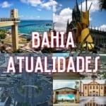 Logo da emissora Bahia Atualidades