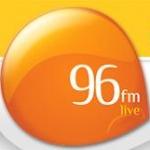 Logo da emissora Rádio Positiva 96 FM