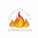Logo da emissora Web Rádio Chama Ardente