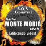 Logo da emissora Rádio Monte Moriá Web