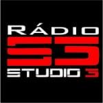 Logo da emissora Rádio Studio 3