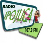 Logo da emissora Rádio Ipojuca FM