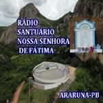Logo da emissora Rádio Santuário Nossa Senhora de Fátima