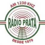 Logo da emissora Rádio Prata 1230 AM