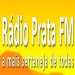Logo da emissora Rádio Prata 104.9 FM