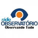 Logo da emissora Rádio Observatório
