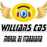 Logo da emissora Rádio Willians CDs Moral De Itabaiana
