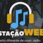 Logo da emissora Web Rádio Estação Web FM