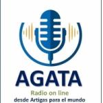 Logo da emissora Radio Agata