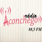 Logo da emissora Rádio Aconchego 88.5 FM