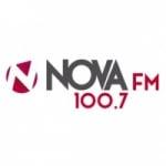 Logo da emissora Radio Nova 100.7 FM