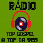 Logo da emissora Rádio Top Gospel