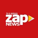 Logo da emissora Rádio Zap News