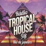 Logo da emissora Rádio Tropical House 98