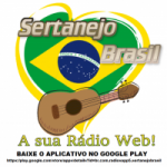 Logo da emissora Rádio Sertanejo Brasil