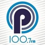 Logo da emissora Rádio Província 100.7 FM