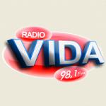 Logo da emissora Rádio Vida FM 98