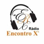 Logo da emissora Rádio Encontro X