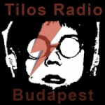 Logo da emissora Tilos Radio - Jazz is Dead