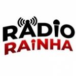 Logo da emissora Rádio Rainha do Oeste 1450 AM