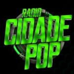 Logo da emissora Rádio Cidade Pop
