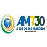 Logo da emissora Rádio 730 AM Rural
