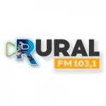 Logo da emissora Rádio Rural FM 103.1
