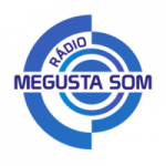 Logo da emissora Rádio Megusta Som