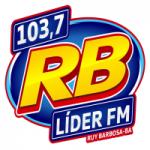 Logo da emissora Rádio RB 103.7 FM