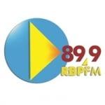 Logo da emissora Rádio RBP 89.9 FM