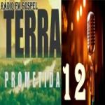 Logo da emissora Rádio Terra Prometida