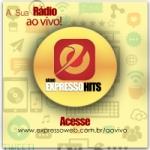 Logo da emissora Rádio Expresso Hits
