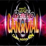Logo da emissora Web Rádio Canavial