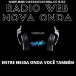 Logo da emissora Rádio Web Nova Onda