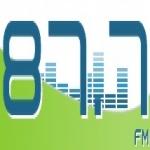 Logo da emissora Rádio RCT 87.7 FM