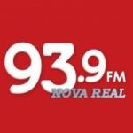 Logo da emissora Rádio Nova Real 93.9 FM