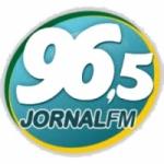 Logo da emissora Rádio Jornal FM