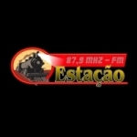 Logo da emissora Rádio Rebouças 87.9 FM