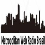 Logo da emissora Metropolitan Web Rádio Brasil