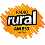Logo da emissora Rádio Rural 830 AM