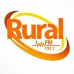 Logo da emissora Rádio Rural 102.7 AM