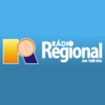 Logo da emissora Rádio Regional 1320 AM