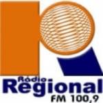 Logo da emissora Rádio Regional 100.9 FM