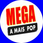 Logo da emissora Rádio Mega FM